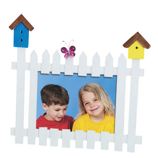 Picket Fence Frame Craft Kit