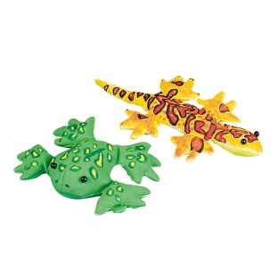 COLOR ME SAND ANIMALS PK/12