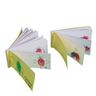 FLIPBOOK FUN CRAFT KIT PK24