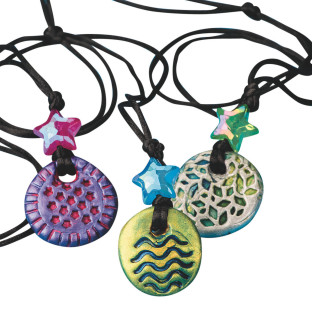 Mystical Pendant Necklace Craft Kit