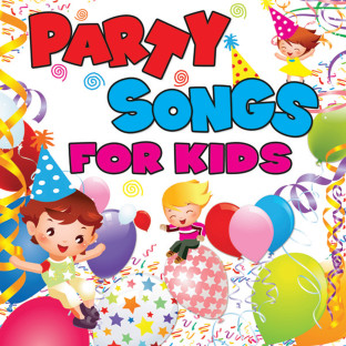 PARTY SONG FOR KIDS  MUSIC CD
