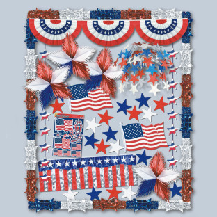 Everything You Need for your Patriotic Party!