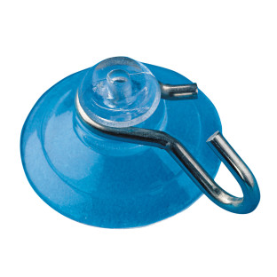 Suction Cups with Metal Hook 3/4