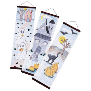 Halloween Designer Panels Craft Kit