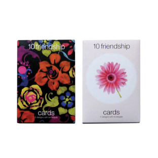 Friendship Value Greeting Cards
