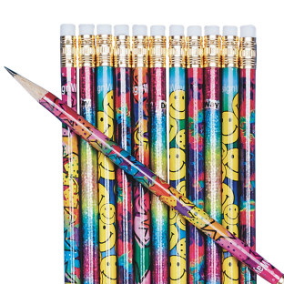 Treasure Box Assorted Pencils
