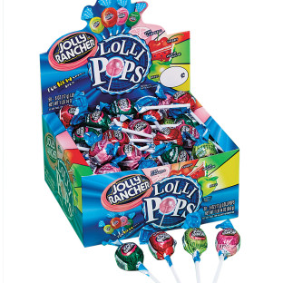 Jolly Rancher Pops