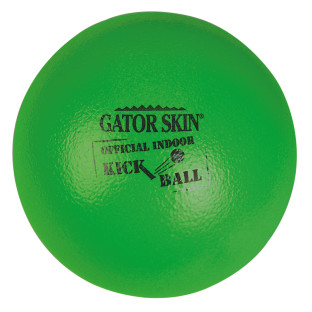 Neon green helps keep their eyes on the ball.