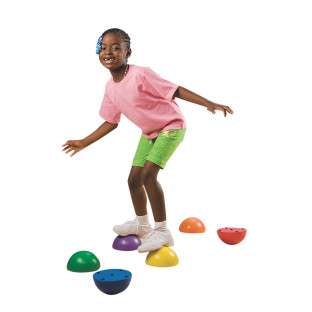 A fun way to build and test balance skills.
