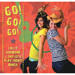 GO GO GO LETS PLAY TODAY MUSIC CD