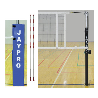 Featherlite Volleyball System 3
