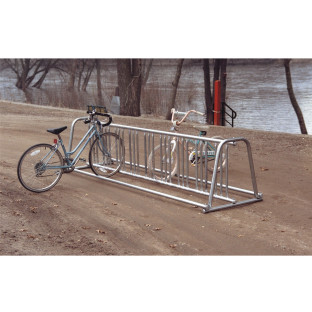 'A' Frame bike rack