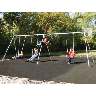 Bipod Swing Sets
