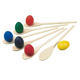 Spectrum™ Eggs and Spoons