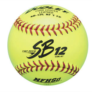 Dudley® NFHS Fast Pitch Softball 12