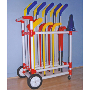 All-Terrain Hockey Cart