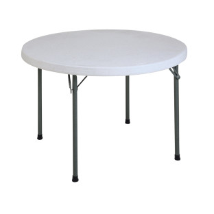 Round Card Table 48
