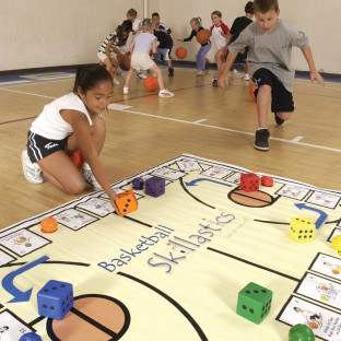 Skillastics® Basketball Game
