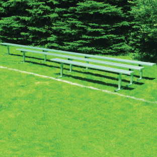 Bench without Back, 15' Permanent