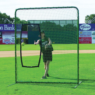 Softball Pitcher's Protector