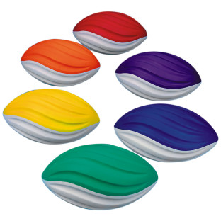 Spectrum™ Spiral Foam Football Set