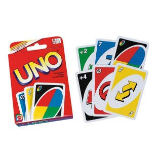 You know- It's Uno®!
