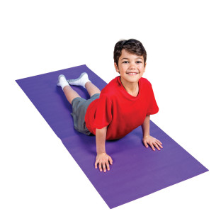 Purple Tapas Yoga Mat