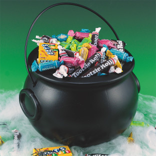 Cauldron with Candy