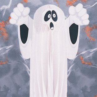 Large Hanging Tissue Ghost