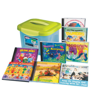 CD Set for Four Year Olds