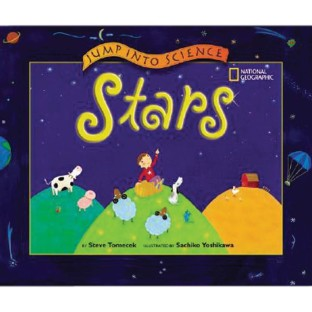 Jump Into Science Stars Book