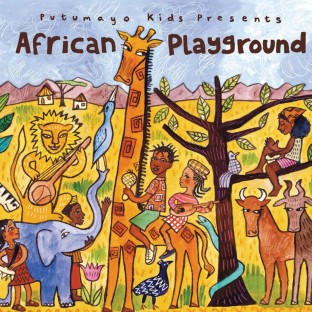 Putumayo African Playground CD