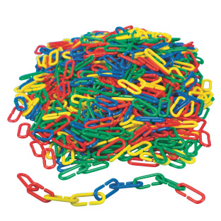 COUNTING LINKS SET OF 1000