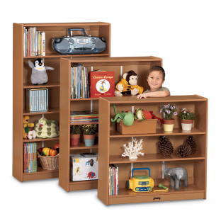 SPROUTZ BOOKCASE 36IN RED