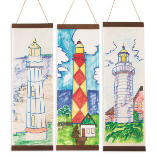 Lighthouse Panels Craft Kit