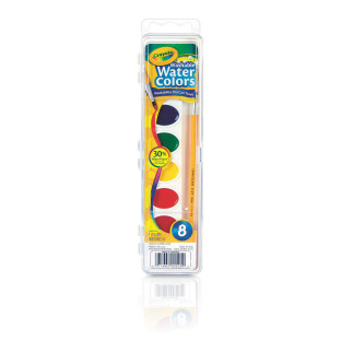 Crayola® Washable Watercolors