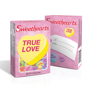 CONVERSATION HEARTS  36 BOXES/DISP