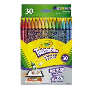 Buy Crayola® Twistables® Colored Pencils at S&S Worldwide