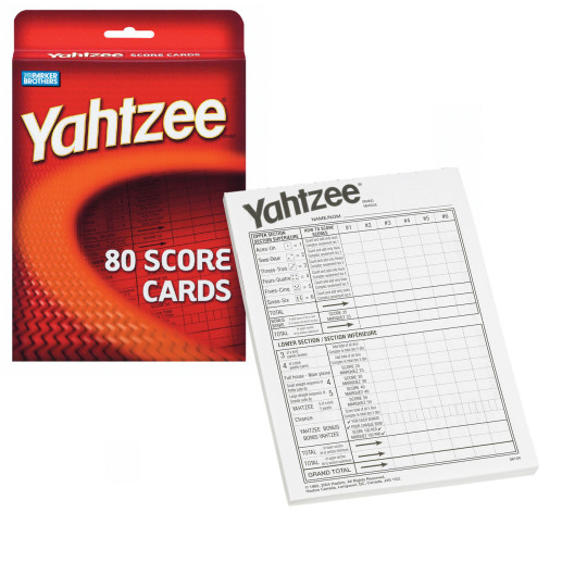 yahtzee chance