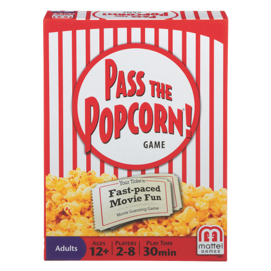 pass the popcorn game instructions