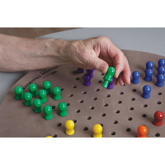 how to play chinese checkers instructions