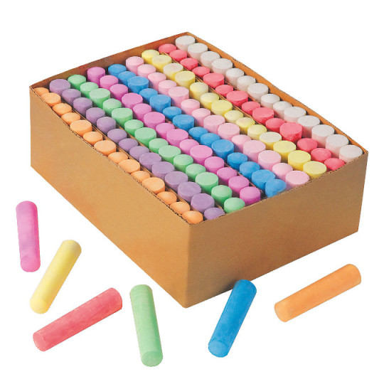 how to make a chalk box at home