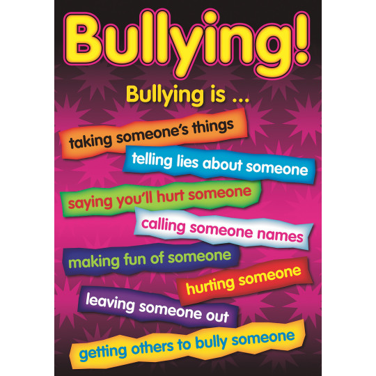 bullying text set However, unison has defined workplace bullying as persistent  but can also  occur in writing by telephone, text  responses from ethnic groups are set.