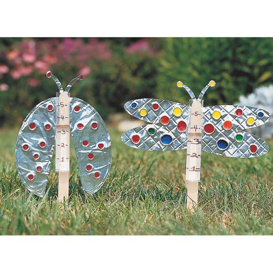 Buy Garden Rain Gauge Craft Kit at SS Worldwide