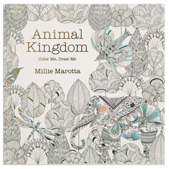 Animal Kingdom Colouring Book Malaysia Buy Adult Coloring At S Worldwide