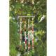 S&S Worldwide - Crystal Sun Catchers Craft Kit  (makes 12) Photo