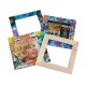 S&S Worldwide - Unfinished Wooden Frames (set of 3) Photo