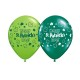 St Patricks Day Balloons, Pack/25