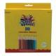 S&S Worldwide - Color Splash!® Colored Pencils (box of 50) Photo