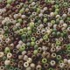 S&S Worldwide - Camouflage Pony Beads 1/2-lb Bag (bag of 900) Photo
